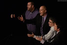 2014 - WHAMMY!  Matthew Gorman, Craig McDaniel, Israel Keefer, William Adams  Central Carolina; Elizabeth, KY; Frank Thorne