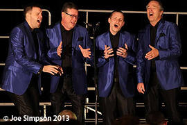 2013 - Zero Hour  Benjamin Mills, Larry Lane, Mark Rodda, Scot Gregg  Charlotte, NC; Sunrise, FL; Frank Thorne Chapter